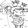 printable rugrats coloring for kids kimi there was ano old lady storys christmas craft coloring pages Rugrats Coloring Page