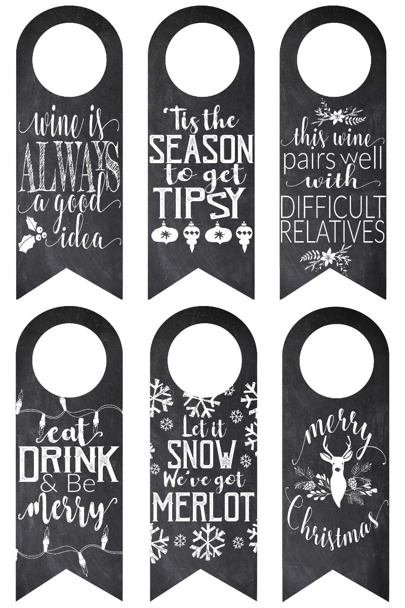 printable wine bottle gift tags domestically creative free color paper for kid raft can coloring pages Free Printable Wine Tags