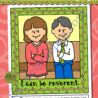 reverence primary lesson helps nursery reverent sunbeam can poster or coloring gospel coloring pages I Can Be Reverent Coloring Page