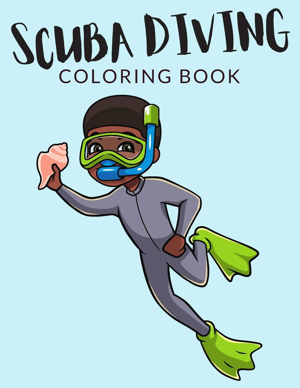 scuba diving coloring book for preschoolers over to color perfect underwater books of coloring pages Scuba Diver Coloring Page