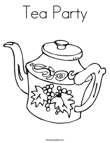 tea party coloring twisty noodle 468x609 q85 world map to print free special void pack coloring pages Tea Party Coloring Page