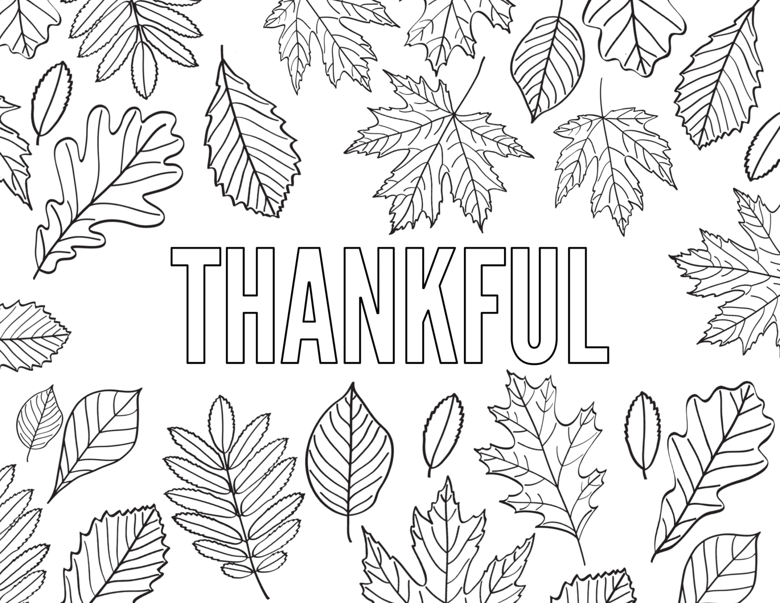 thanksgiving coloring free printable paper trail design am thankful for papyrus abstract coloring pages I Am Thankful For Coloring Page