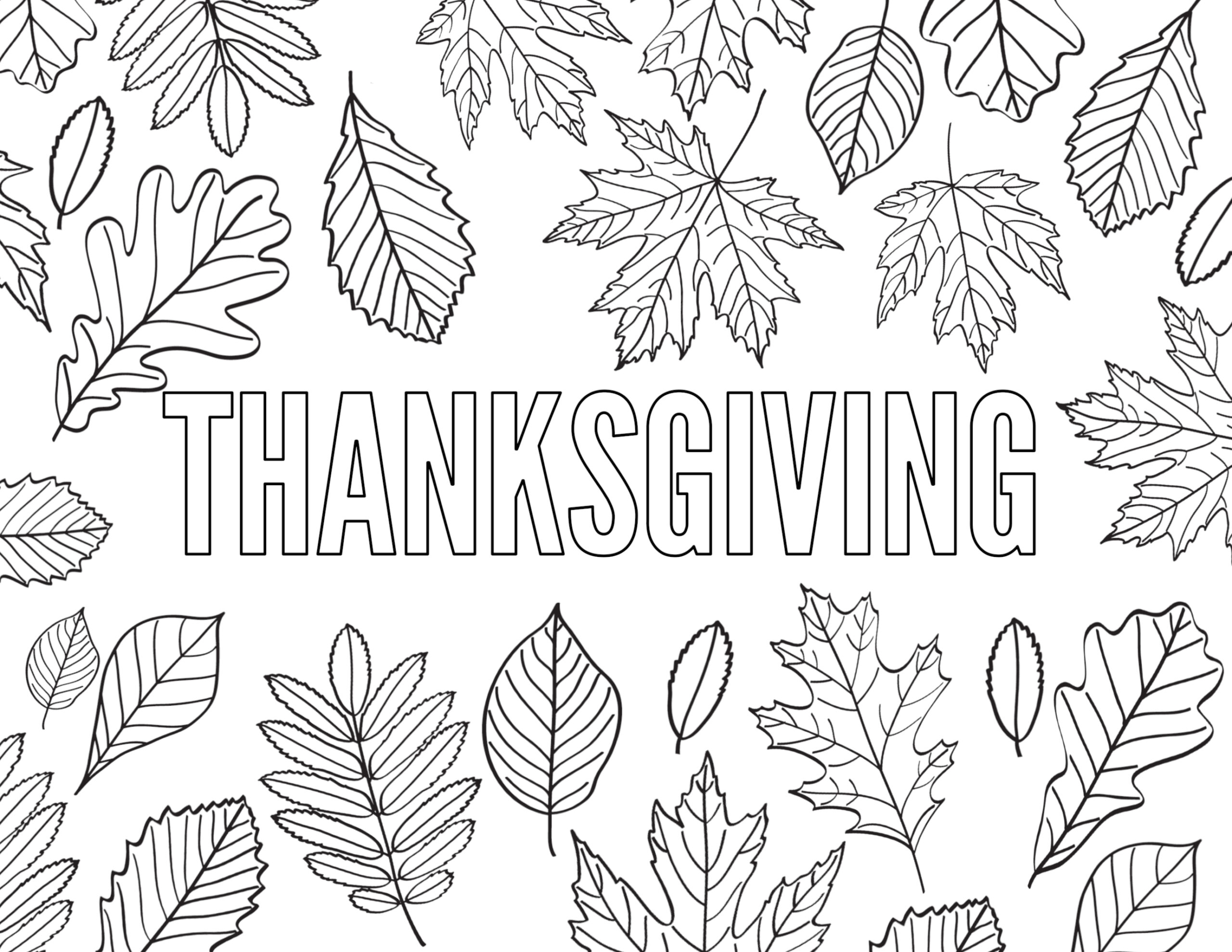 thanksgiving coloring free printable paper trail design art lesson plans for kids clean coloring pages Thanksgiving Coloring Page Printable
