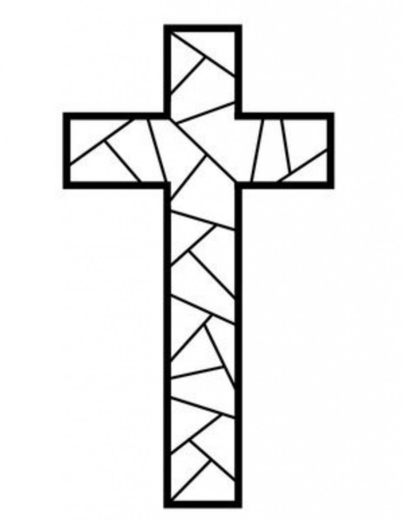 the only jesus on coloring printable line 17qq home rcdrexggi disney pictures snowflake coloring pages Jesus On The Cross Coloring Page