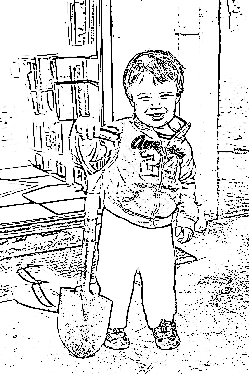 to make coloring book steps with pictures instructables in photoshop fnovoxdgv525i6m coloring pages How To Make A Coloring Book Page In Photoshop