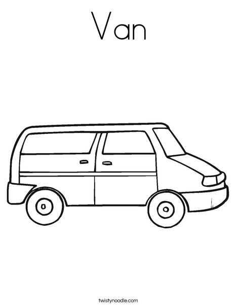 van coloring twisty noodle 468x609 q85 thanksgiving sign colors cool pictures to print coloring pages Van Coloring Page