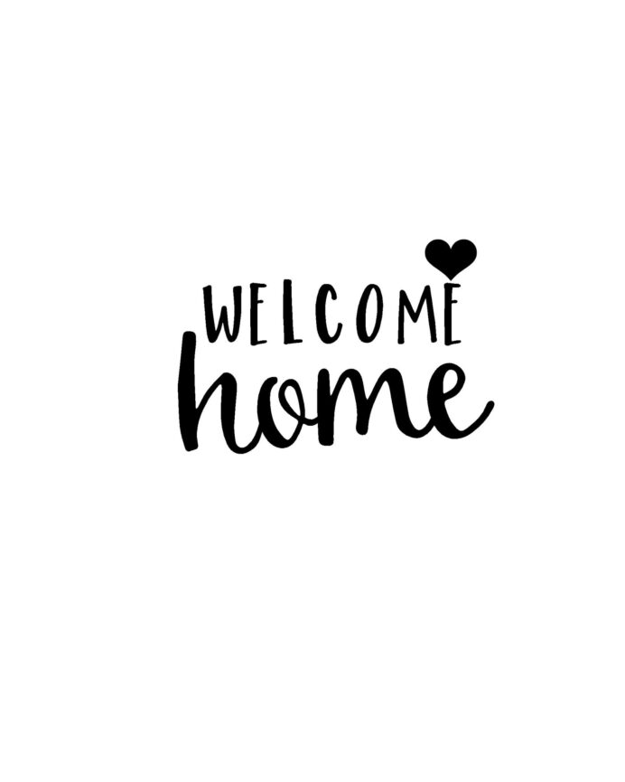 welcome home ideas parties signs free printable fabric markers coloring bubbles sets coloring pages Free Printable Welcome Home Signs