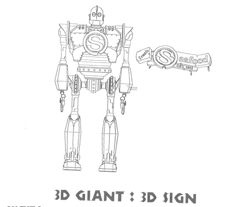art of the giant part coloring image alligator catapillar game first grade labyrinth coloring pages Iron Giant Coloring Page